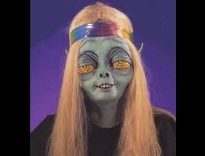 60S Hippie Alien