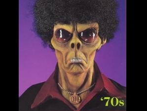 70S Disco Alien