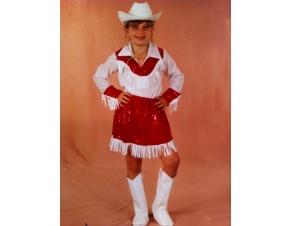 Glitter Cowgirl