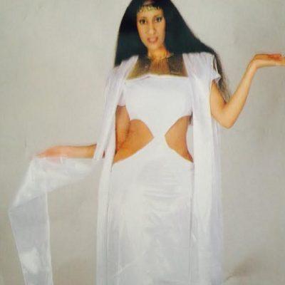 underwraps queen of the nile nefertiti