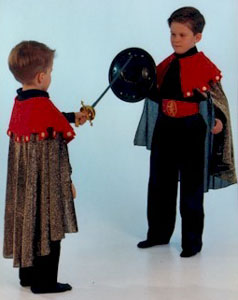 red_knight_child_robe