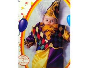 Clown Deluxe Bunting