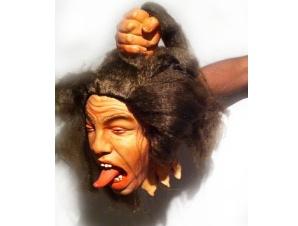 Beheaded Tongue Illusion