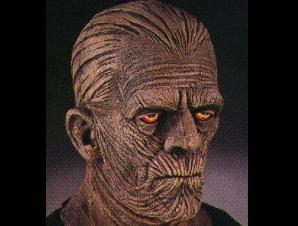 Universal Studios Mummy Mask