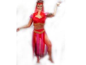 Seven Veils Dancer